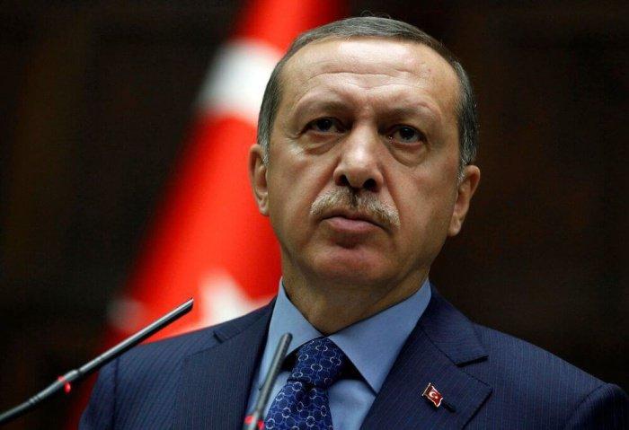 Эрдоган дал старт военной операции Турции в Сирии.