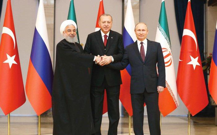 """Очередные """"астанинские"""" консультации пройдут в октябре в Нур-Султане."""