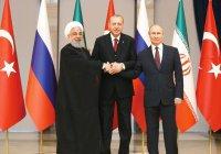Турция может лишиться статуса гаранта «астанинского процесса»