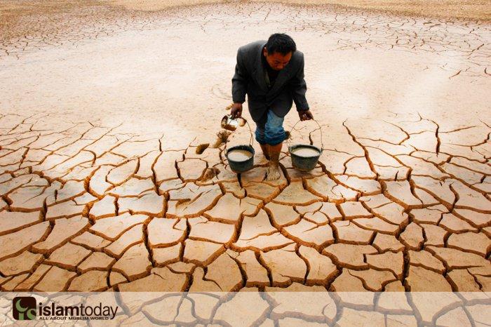 Странам Африки грозит засуха
