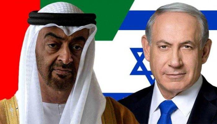 Мухаммад бин Заид Аль Нахайян и Биньямин Нетаньяху могли заключить мирное соглашение.