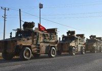 Первый турецкий военнослужащий погиб в ходе операции в Сирии