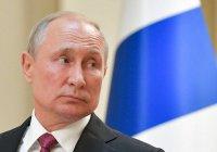 Владимир Путин посетит Саудовскую Аравию и ОАЭ 14-15 октября