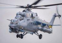 Нигерия получила шесть российских ударных вертолетов Ми-35М
