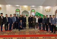 Делегация Татарстана во главе с муфтием совершает поездку в Башкортостан