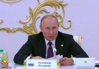 Путин выразил сомнение, что Турция сможет удержать боевиков ИГИЛ