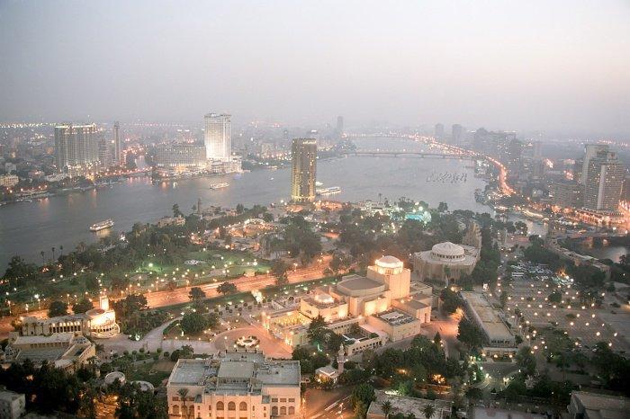 Каир (Фото: wikipedia)