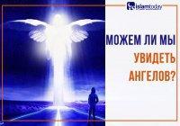 Как выглядят ангелы, и можем ли мы их увидеть?