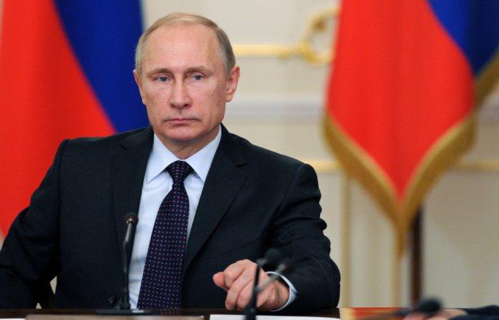Владимир Путин дал интервью ближневосточным СМИ.