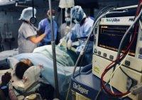 В Италии врачи пересадили пациенту 4 органа одновременно