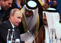 Путин: координация Москвы и Эр-Рияда обеспечит безопасность на Ближнем Востоке