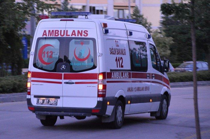 Автобус с российскими туристами перевернулся в Турции