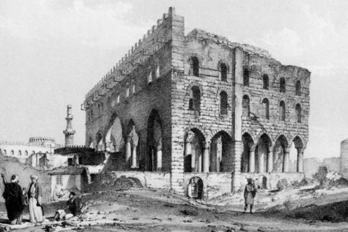 Цитадель Саладина, 1333-34 гг. (Египет)