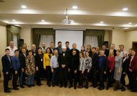 Делегаты Российско-Германского семинара «Профилактика радикализма в молодежной среде» встретились с муфтием РТ