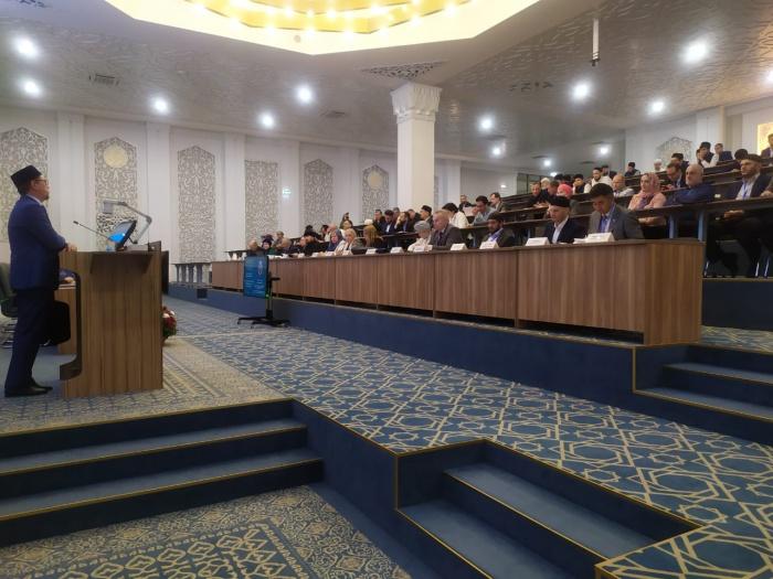 Всероссийская научно-практическая конференция «Ислам и общество: региональный аспект»