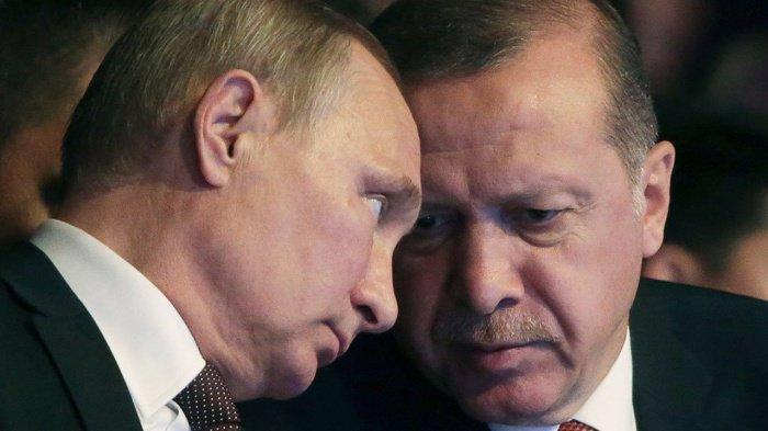 Российский и турецкий лидеры обсудили ситуацию в Сирии.