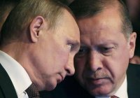 Путин и Эрдоган обсудили недопущение столкновений России и Турции в Сирии