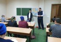 В татарстанских мечетях стартовали курсы татарского языка