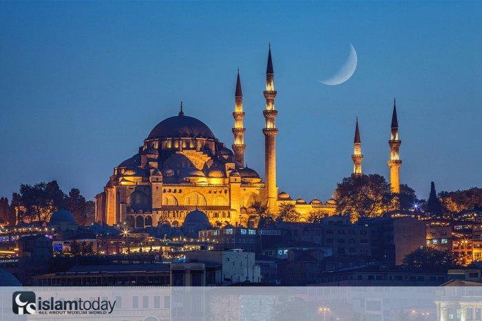 Мечеть Сулеймание, Стамбул (Источник фото: fotokto.ru)