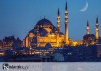 Подборка ночных фото самых утонченных мечетей мира (Фото)