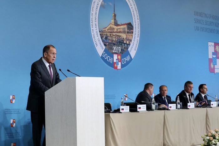 Сергей Лавров рассказал о террористической угрозе в Африке.