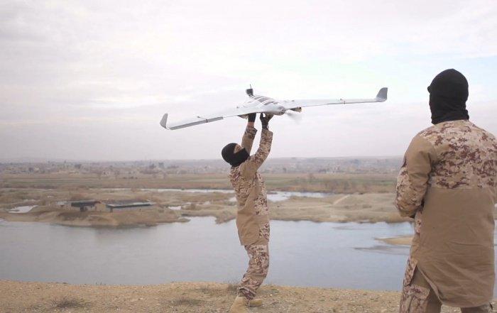 Террористы активно осваивают новые типы вооружений.