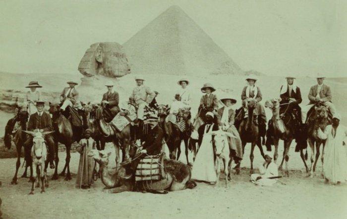 Групповой тур в Египет (фото: thomascook.com)