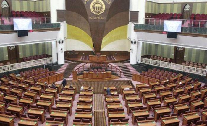 В парламенте Афганистана разгорелся скандал.