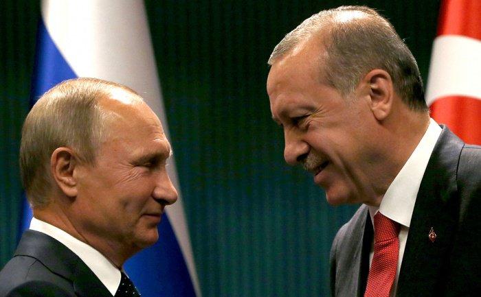 Стали известны дата и место встречи президентов России и Турции.