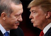 СМИ: Трамп призвал Эрдогана «не быть дураком»