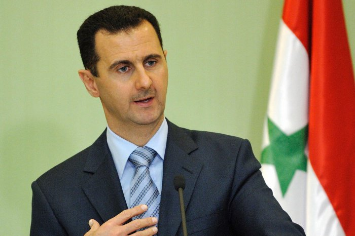 Башар Асад назвал агрессией операцию Турции в Сирии.