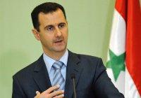 Асад впервые прокомментировал операцию Турции на северо-востоке Сирии