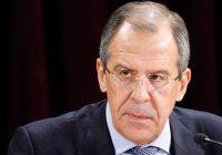 Лавров: Россия будет способствовать диалогу Дамаска и Анкары