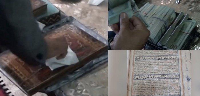 Уникальный Коран едва не вывезли из Узбекистана.