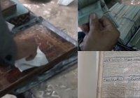 Правоохранители Узбекистана пресекли незаконный вывоз древнего Корана