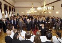 В КФУ состоялось пленарное заседание XV Державинских чтений