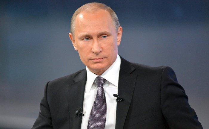 Президент России поприветствовал участников XXIII Всемирного русского народного собора.