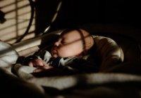Создан гаджет, следящий за сном младенца (ВИДЕО)