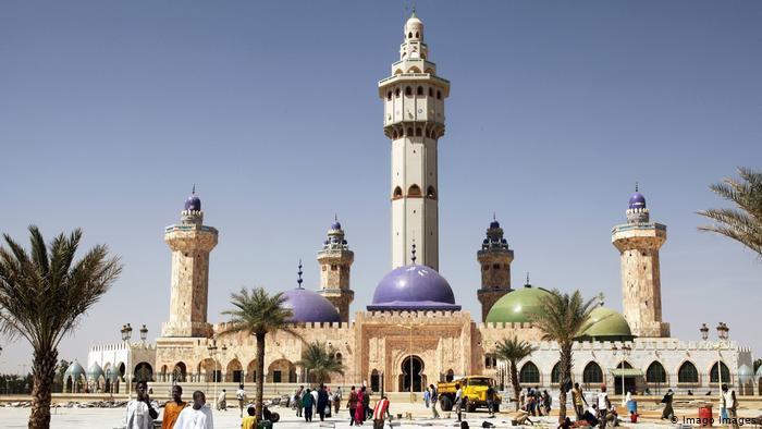 Мечеть Туба