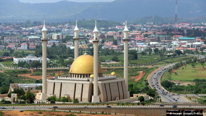 Национальная мечеть Абуджа