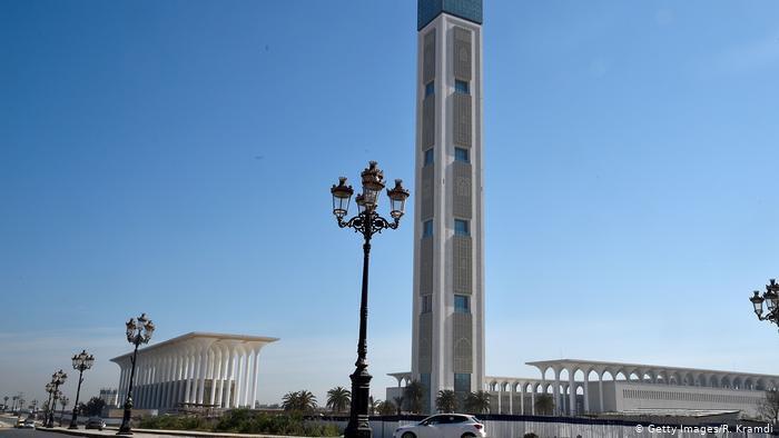 Мечеть Джамаа эль-Джазаир