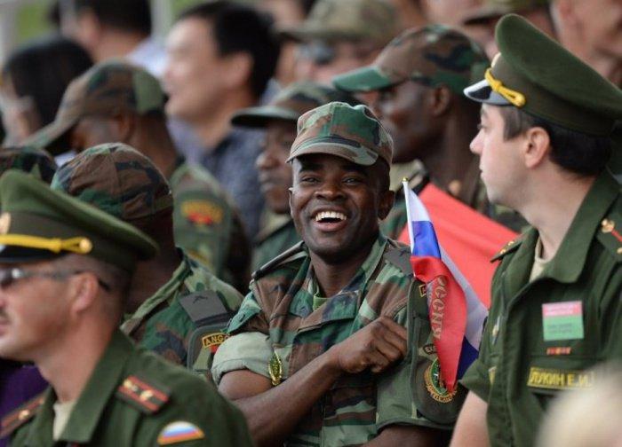 Россия и африканские страны продолжают сотрудничество в оборонной сфере.