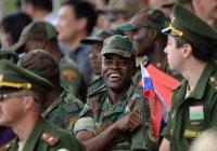 Более 2,5 тыс. военнослужащих из Африки прошли обучение в РФ за последние 5 лет