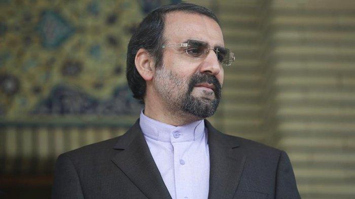 Мехди Санаи является послом Ирана в России с 2013 года.