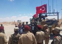 Семь турецких военных погибли с начала операции на северо-востоке Сирии