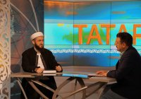 Муфтий Татарстана стал гостем программы «Татарлар»