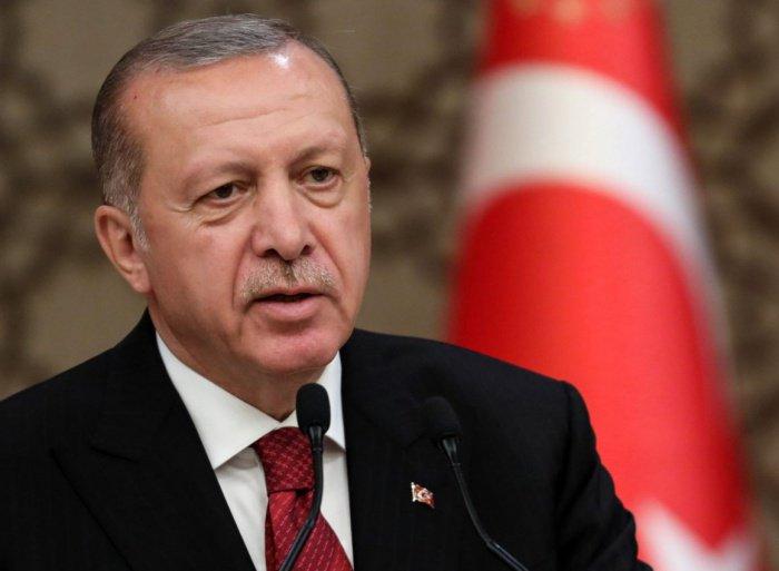 Президент Турции по ошибке выразил соболезнования в связи с гибелью россиян.