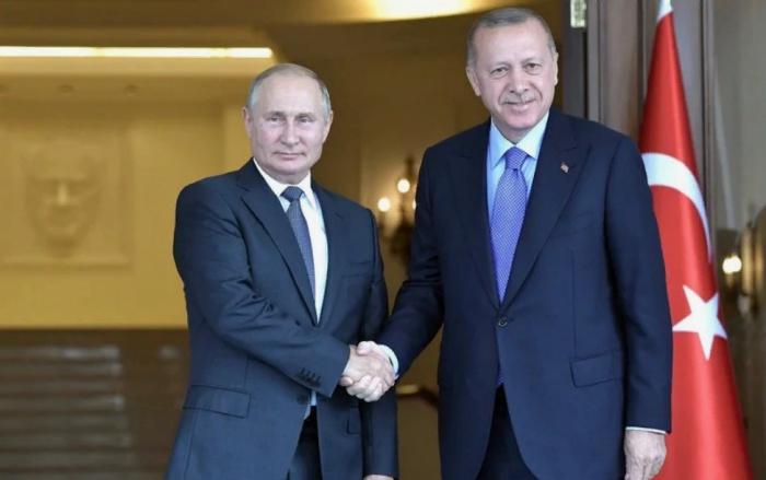Президенты России и Турции провели шестичасовые переговоры в Сочи.