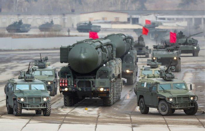 20 африканских стран получат российское вооружение.