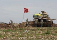 Турция приостановила военную операцию на северо-востоке Сирии